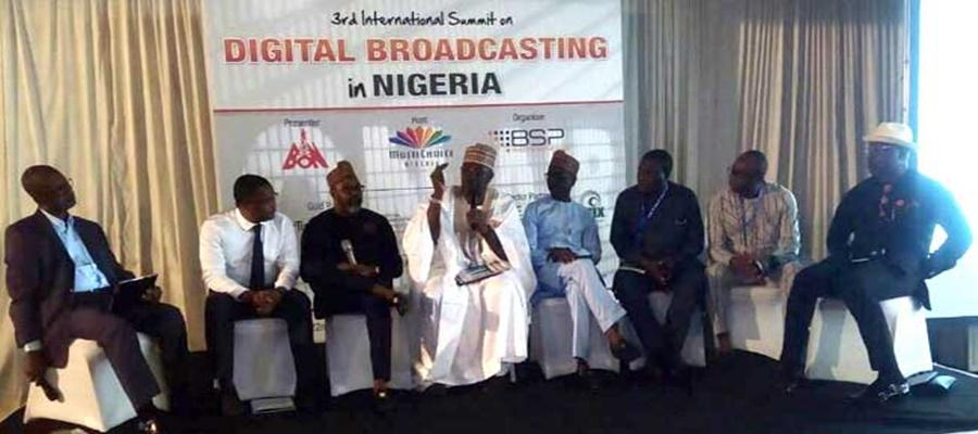 BON Holds 3rd International Summit On Digital Broadcasting