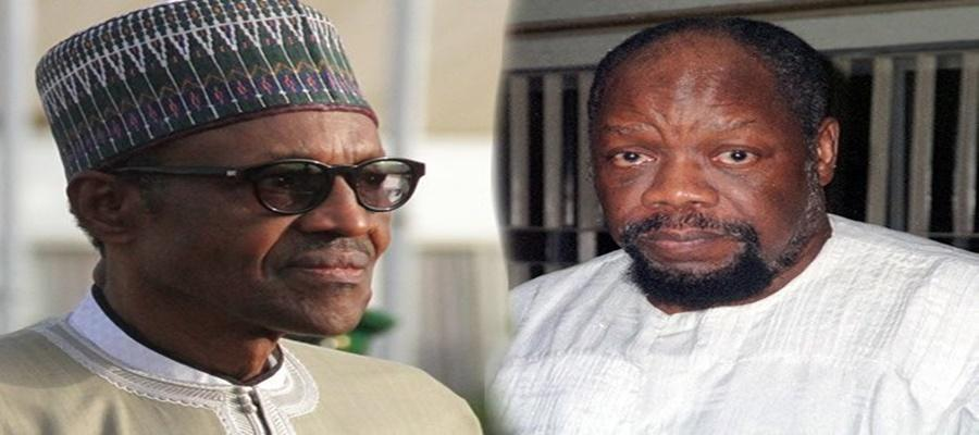 Ojukwu: Buhari's broadcast a compendium of lies , we challenge him on evidence – Zionists