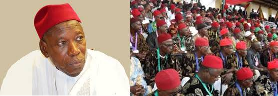 Why Governor Ganduje met with Igbo leaders in Kano on Wednesday