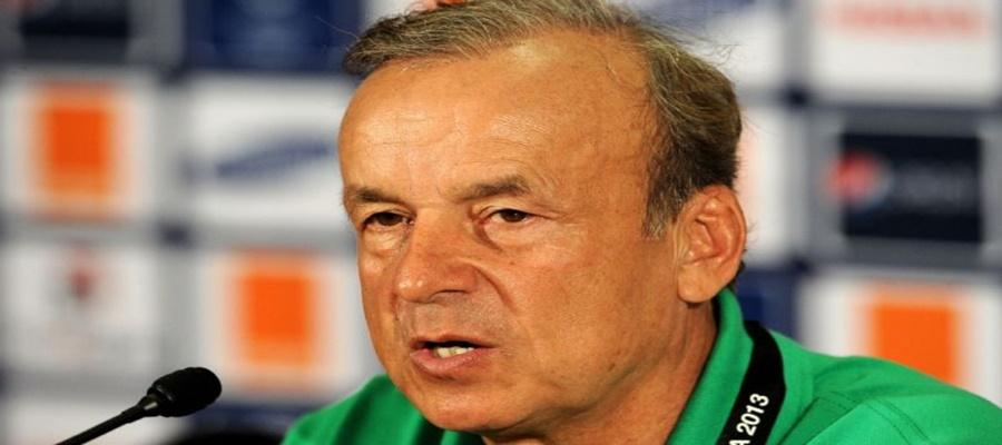 Nigeria vs Cameroon: NFF reacts to Rohr's list
