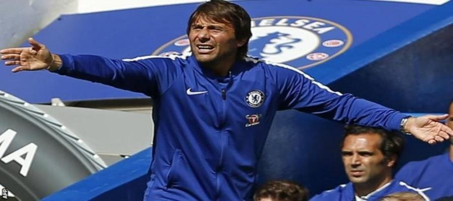 Conte reveals why he appears different this season