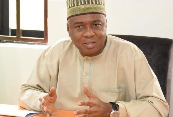 Saraki sacks over 96 of his aides
